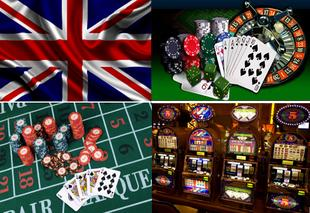 Typical UK casino games
